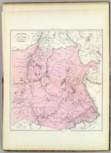 Carta del Canton de Rio Negro, Provincia de Guayana.