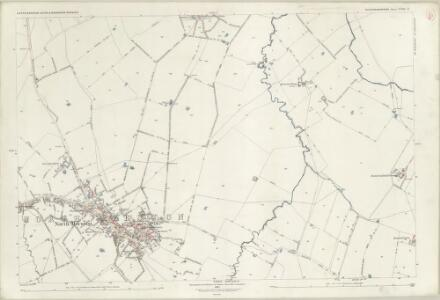Buckinghamshire XXIII.6 (includes: North Marston; Oving) - 25 Inch Map