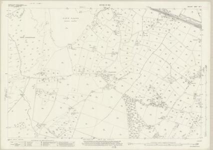 Anglesey XXI.4 (includes: Aberffro; Llangadwaladr; Trefdraeth) - 25 Inch Map