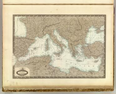 Mer Mediterranee.