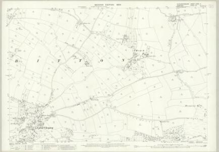 Gloucestershire LXXVII.5 (includes: Bitton; Doynton; North Stoke; Wick and Abson) - 25 Inch Map