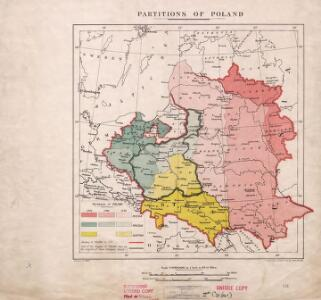 Partitions of Poland. 1918