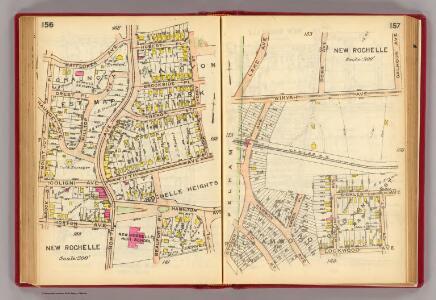 156-157 New Rochelle.