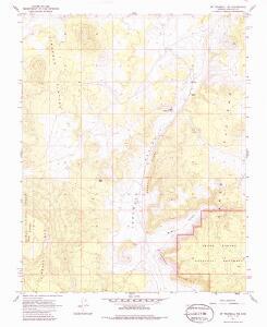 Mount Trumbull NE