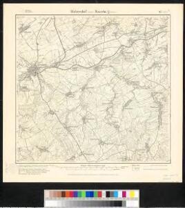 Meßtischblatt 92.(3003) : Rückersdorf (Sächs.) - Ronneburg (Preuß.), 1918