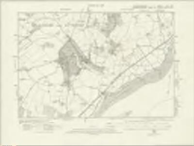 Gloucestershire LXII.NW - OS Six-Inch Map