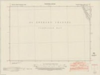 Merionethshire XLV.SE - OS Six-Inch Map