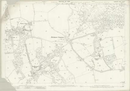 Hampshire and Isle of Wight LXXX.15 (includes: Boldre) - 25 Inch Map