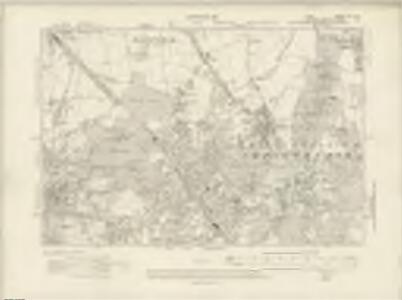 Kent VIII.SW - OS Six-Inch Map