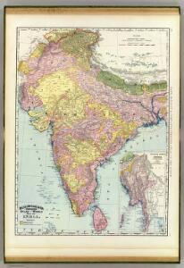 India, Further India.