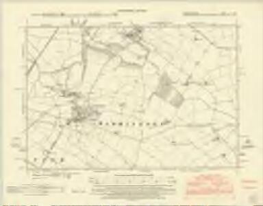 Huntingdonshire IV.SE - OS Six-Inch Map