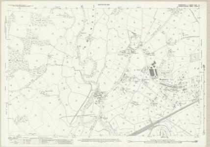 Monmouthshire XXXVII.8 (includes: Cardiff; Llanedern) - 25 Inch Map
