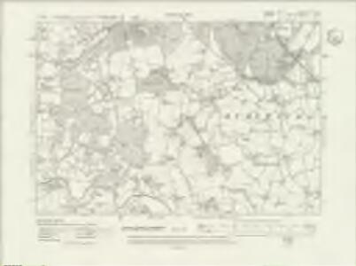 Sussex XII.NE - OS Six-Inch Map