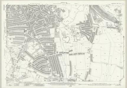 Warwickshire XIV.14 (includes: Birmingham) - 25 Inch Map
