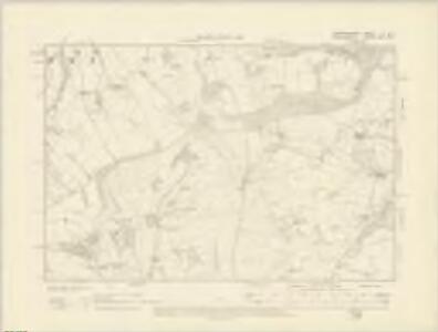 Herefordshire V.NE - OS Six-Inch Map