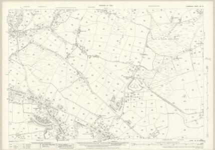 Glamorgan XIV.16 (includes: Llangyfelach; Swansea) - 25 Inch Map