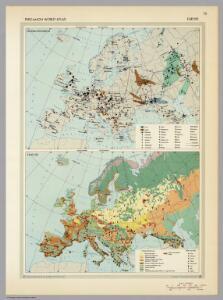 Europe.  Pergamon World Atlas.