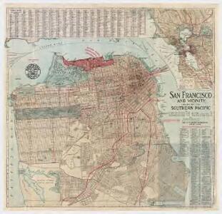 San Francisco and vicinity