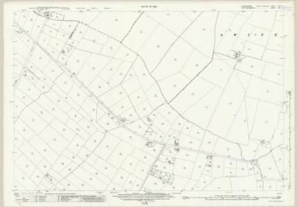 Lincolnshire LXIX.14 (includes: Eagle and Swinethorpe; North Scarle; Wigsley) - 25 Inch Map