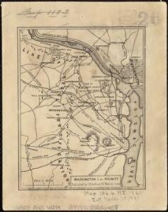 Washington & its vicinity