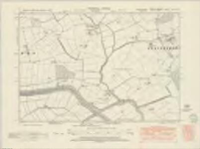Lincolnshire LXXI.NE - OS Six-Inch Map