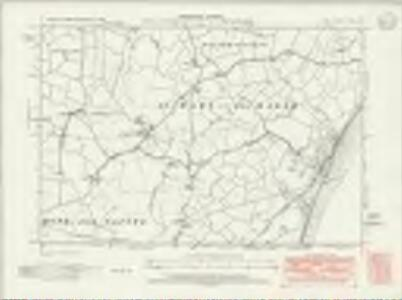 Kent LXXXI.SE - OS Six-Inch Map
