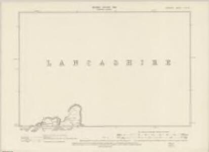 Cheshire IX.NE - OS Six-Inch Map