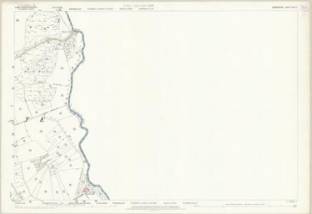 Lancashire XIII.5 (includes: Upper Allithwaite; Witherslack) - 25 Inch Map