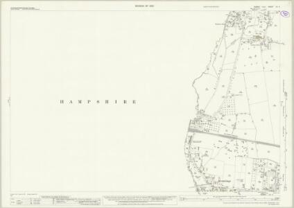 Sussex LX.2 (includes: Havant; Westbourne) - 25 Inch Map