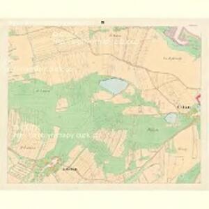 Chlum - c2505-1-003 - Kaiserpflichtexemplar der Landkarten des stabilen Katasters