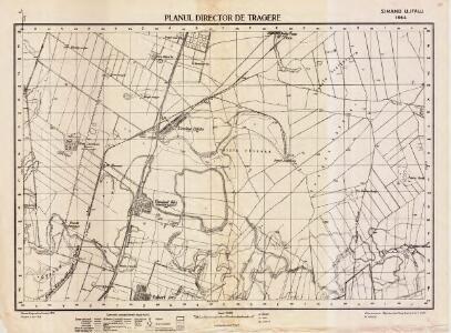Lambert-Cholesky sheet 1864 (Simand Ujfalu)