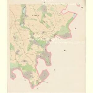 Königseck - c3724-1-010 - Kaiserpflichtexemplar der Landkarten des stabilen Katasters