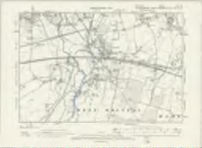 Middlesex XIV.SE - OS Six-Inch Map