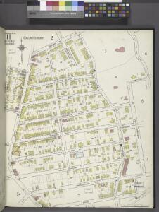 Staten Island, V. 1, Plate No. 11 (1917) [Map bounded by Crescent Ave., Sherman Ave., Brook, Jersey]