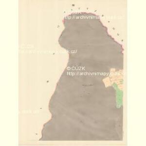 Dohle (Dalow) - m0412-1-003 - Kaiserpflichtexemplar der Landkarten des stabilen Katasters