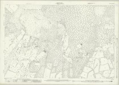 Surrey XXXIX.3 (includes: Cranleigh) - 25 Inch Map