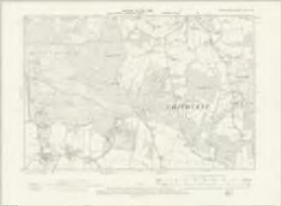 Sussex XXI.NW - OS Six-Inch Map