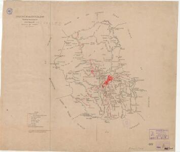Mapa planimètric de Castellar del Vallès