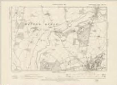 Hertfordshire XXIX.NE - OS Six-Inch Map