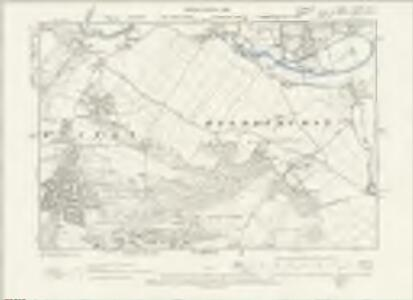 Hampshire & Isle of Wight LXXXVI.NW - OS Six-Inch Map