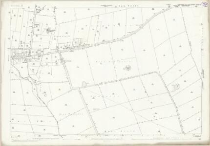 Yorkshire CXLV.10 (includes: Burton Agnes; Harpham; Kilham) - 25 Inch Map