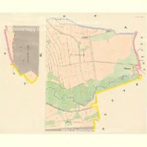 Kloster (Klasster) - c3126-1-003 - Kaiserpflichtexemplar der Landkarten des stabilen Katasters