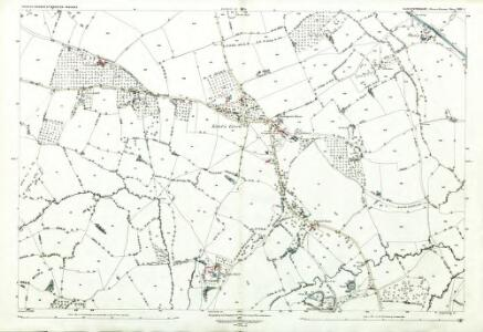 Gloucestershire XXIV.3 (includes: Newent; Taynton; Tibberton) - 25 Inch Map