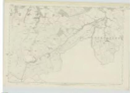 Perthshire, Sheet CXIX - OS 6 Inch map