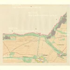 Libnitsch - c4028-1-002 - Kaiserpflichtexemplar der Landkarten des stabilen Katasters