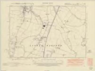 Bedfordshire IX.SW - OS Six-Inch Map