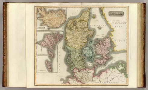 Denmark, Iceland, Feroe Islands.