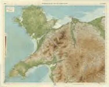 North Wales, Sheet 11  - Bartholomew's