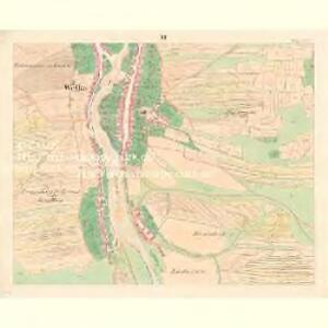 Welka - m3303-1-010 - Kaiserpflichtexemplar der Landkarten des stabilen Katasters