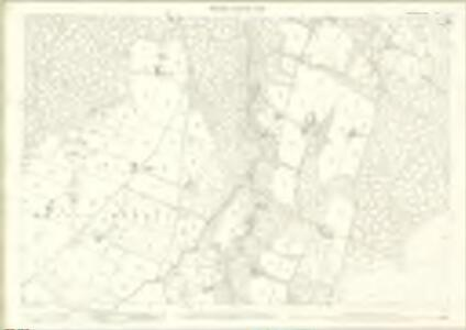 Inverness-shire - Mainland, Sheet  011.09 - 25 Inch Map